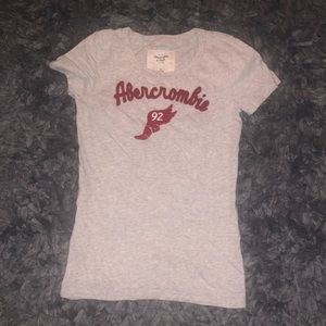 6/$20 Abercrombie & Fitch size medium t shirt